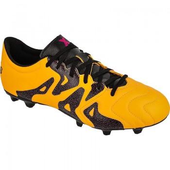 Buty piłkarskie adidas X 15.3 FG/AG M Leather S74640