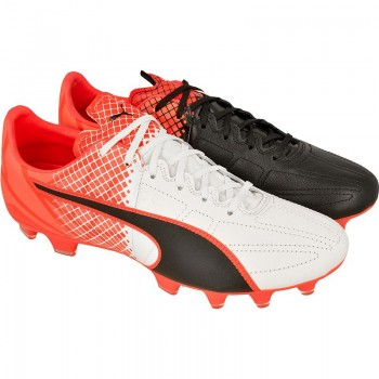 Buty piłkarskie Puma evoSPEED 3.4 Tricks Leather FG M 10379401