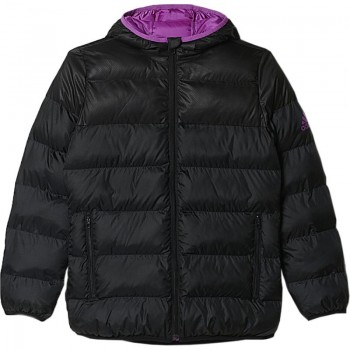 Kurtka adidas Synthetic Down Youth Girls Back To School Jacket Junior AY6786