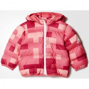 Kurtka adidas Synthetic Down Infants Jacket Kids AY6776