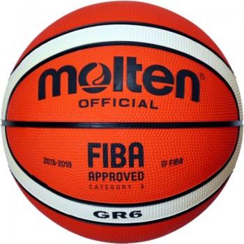Piłka do koszykówki Molten BGR6-OI