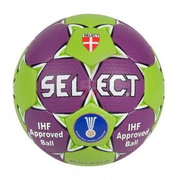 Piłka ręczna Select Solera 2 2015 zielona