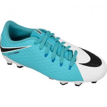 Buty piłkarskie Nike Hypervenom Phelon III FG Jr 852595-104