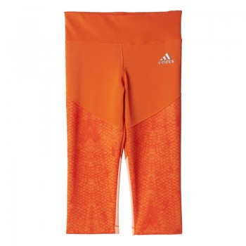 Spodnie treningowe adidas 3/4 Techfit Tight Junior BK2925