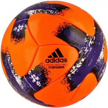 Piłka nożna adidas Bundesliga Torfabrik Winter Official Match Ball BS3530