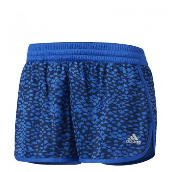 Spodenki treningowe adidas 100M Dash Knit Short Printed W BP6896