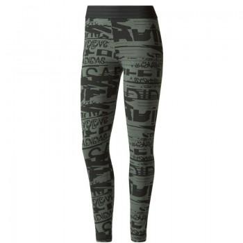 Spodnie adidas Sport ID Allover Print W BQ9427