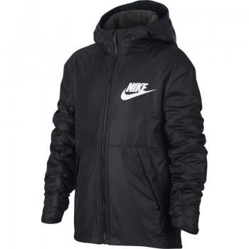 Kurtka Nike Sportswear Lined Fleece Junior 856195-010