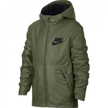 Kurtka Nike Sportswear Lined Fleece Junior 856195-222