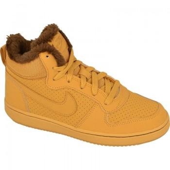 Buty Nike Sportswear Court Borought Mid Jr AA3458-700