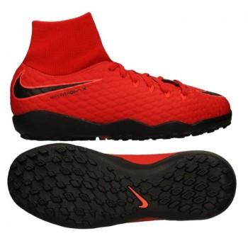Buty piłkarskie Nike HypervenomX Phelon III DF TF Jr 917775-616