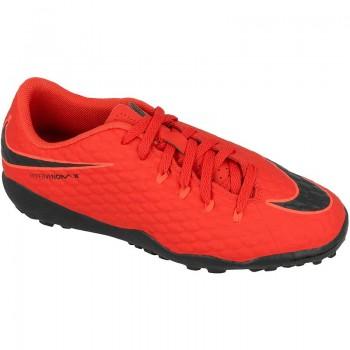 Buty piłkarskie Nike HypervenomX Phelon III TF Jr 852598-616