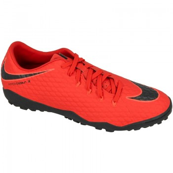 Buty piłkarskie Nike Hypervenom Phelon III TF M 852562-616