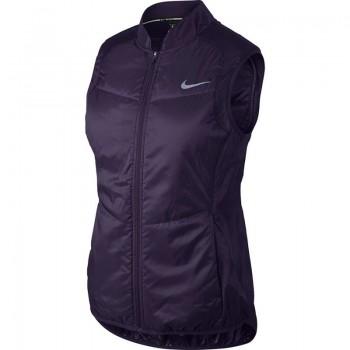 Kamizelka Nike W Polyfill Running Vest W 689256-524 czarna