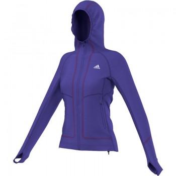 Bluza treningowa adidas Terrex Swift Pordoi Hooded Fleece W S09546