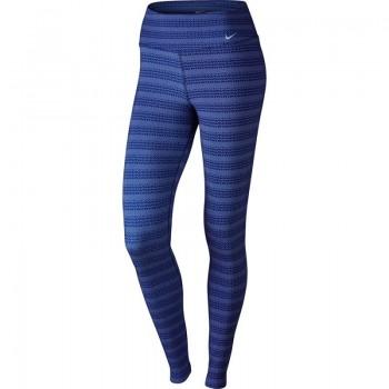 Spodnie treningowe Nike Legend Dri-FIT Cotton Tight Zig Dot W 725112-455