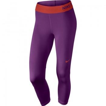 Spodnie treningowe Nike Pro Cool 3/4 W 725468-556