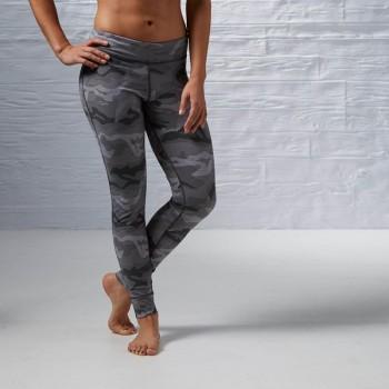 Spodnie treningowe Reebok ONE Series Camo W AJ0686