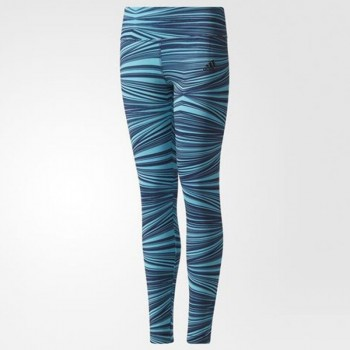 Spodnie adidas Youth Printed Training Tights Junior CD8934