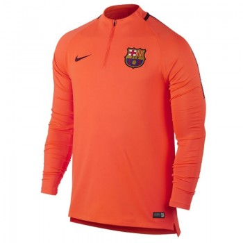 Bluza Nike Barcelona FC Dry SQD Dril M 854191-813