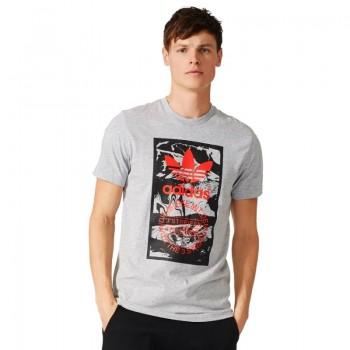 Koszulka adidas Originals Tongue Label Marble Tee M BS3304