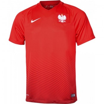 Koszulka piłkarska Nike Polska Away Stadium M 724633-611