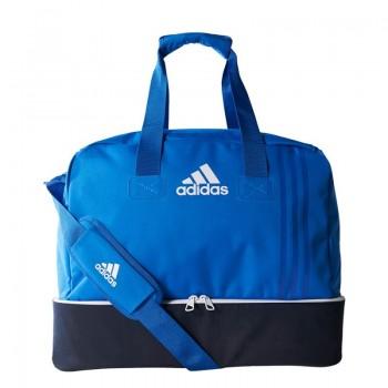 Torba adidas Tiro 17 Team Bag z dolną komorą S BS4750