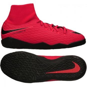Buty halowe Nike HypervenomX Phelon III DF IC Jr 917774-616