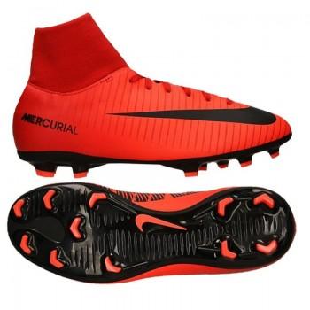 Buty piłkarskie Nike Mercurial Victory VI DF FG Jr 903600-616