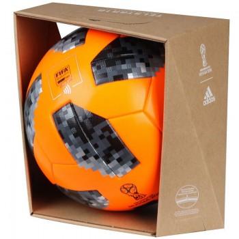 Piłka nożna adidas Telstar World Cup2018 Winterball CE8084
