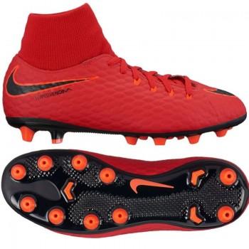 Buty piłkarskie Nike Hypervenom Phelon III DF AG PRO Jr 917770-616