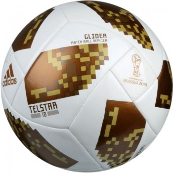 Piłka adidas Telstar World Cup 2018 Glider CE8099