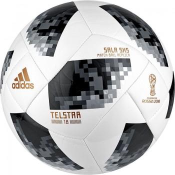 Piłka halowa adidas Telstar World Cup 2018 S5X5 CE8144