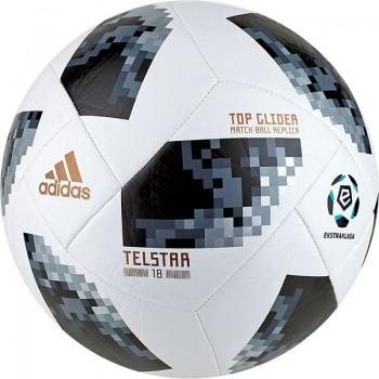 Piłka nożna adidas Telstar World Cup Ekstraklasa Top Glider CE7374