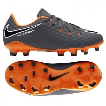 Buty piłkarskie Nike Hypervenom Phantom 3 Academy Jr AH7288-081