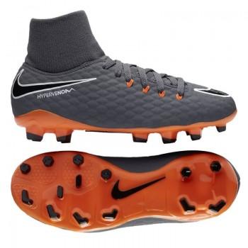 Buty piłkarskie Nike Hypervenom Phantom 3 Academy DF FG Jr AH7287-081