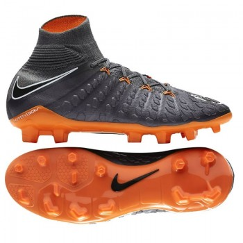 Buty piłkarskie Nike Hypervenom Phantom 3 Elite DF FG Jr AH7292-081