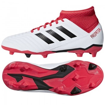 Buty piłkarskie adidas Predator 18.3 FG Jr CP9011