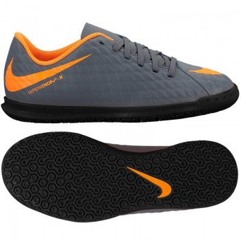 Buty halowe Nike Hypervenom PhantomX 3 Club IC Jr AH7296-081