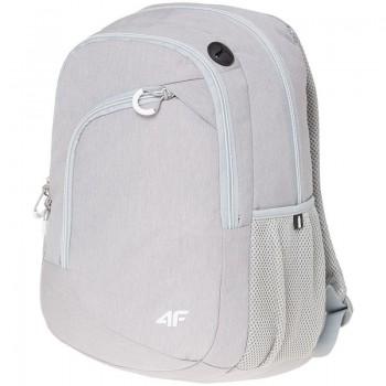 Plecak 4f H4L18-PCU009 chłodny jasny szary