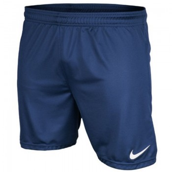 Spodenki piłkarskie Nike Park Knit Short Junior 448263-410
