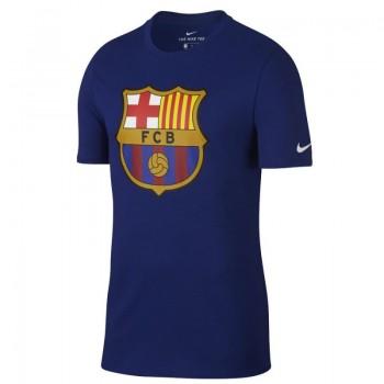 Koszulka Nike FCB M NK Tee Evergreen Crest M 898621-455