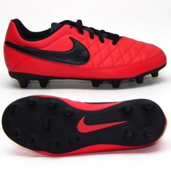 Buty piłkarskie Nike Majestry FG Jr AQ7897-600