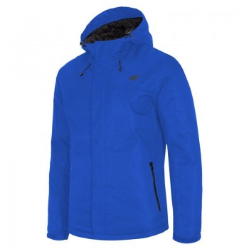 Kurtka narciarska 4F  M H4Z18-KUMN001 - niebieska