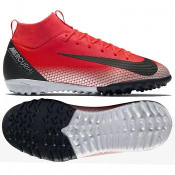 Buty piłkarskie Nike Mercurial Superfly 6 Academy GS CR7 TF Jr AJ3112-600