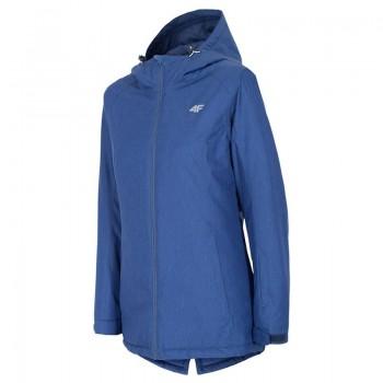 Kurtka narciarska 4f W H4Z18-KUDN002 niebieska