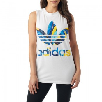 Koszulka adidas Originals Top Trefoil W DH3068