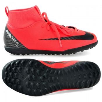 Buty piłkarskie Nike Mercurial SuperflyX 6 Club CR7 TF Jr AJ3088-600