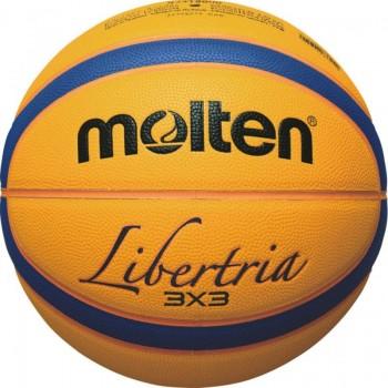 Piłka do koszykówki Molten B33T5000 FIBA outdoor 3x3