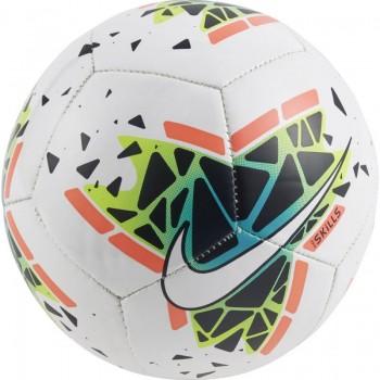 Piłka nożna Nike Skills biała SC3619 100